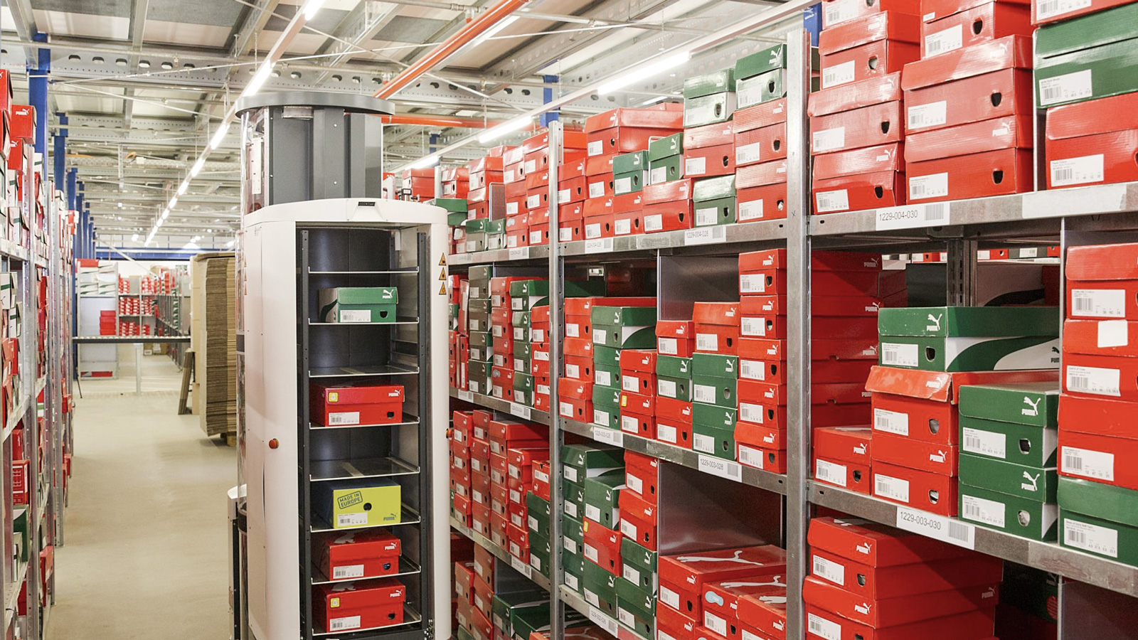 ITG - Pick performance in the shoe warehouse - Magazino GmbH